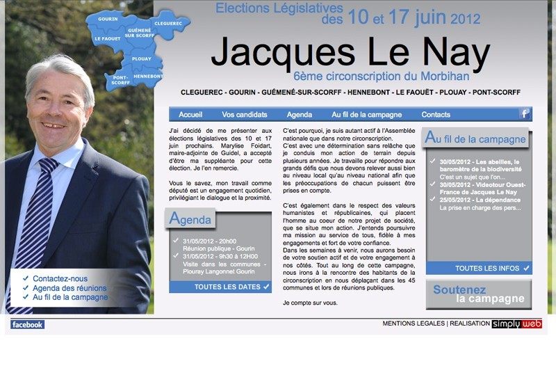 Jacques Le Nay 2012